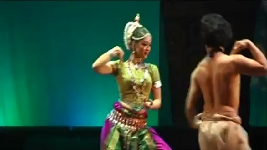 Indian Sutra Dance Theater — Duet