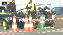 Deux policiers tués dans une course-poursuite à Paris - 21/02