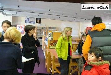 Portes ouverte lycée Peyramale à Lourdes