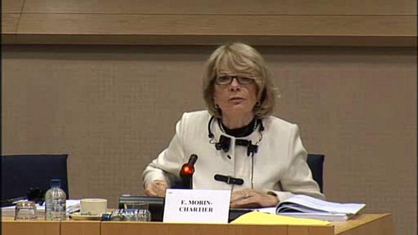 Elisabeth Morin-Chartier_Commission des droits des femmes_Fonds européens d'aide aux plus démunis_19022013 | Godialy.com