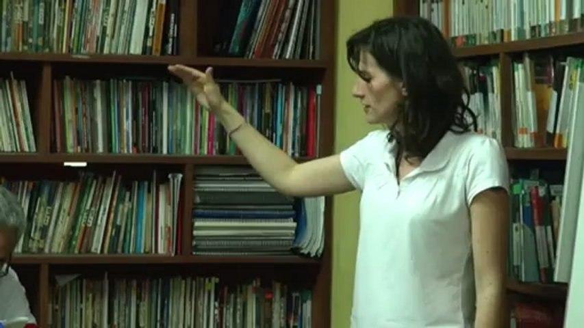 Virginie, Volontaire de Solidarite Internationale (VSI) à Lima