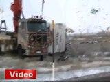 Sivas'ta korkunç kaza! - İhlas Haber Ajansı (İHA)