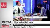"""BPI: Laurence Parisot ne """"comprend pas"""" le rôle de Ségolène Royal"""