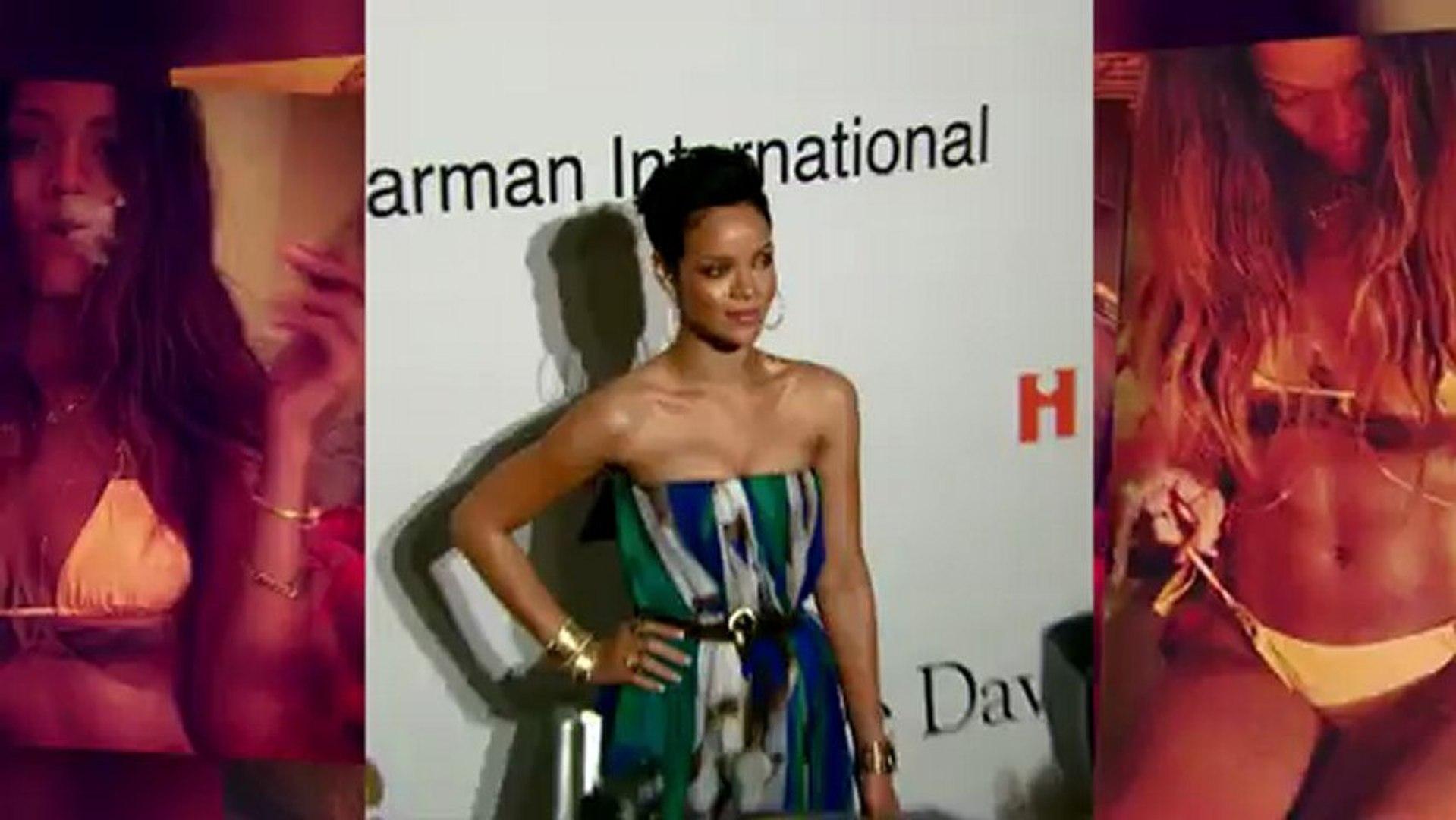 Rihanna und ihr sexy Körper