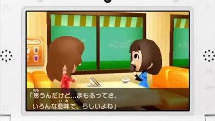 Extrait Nintendo Direct de Tomodachi Life