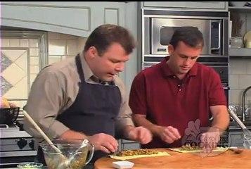 Chorizo and Fennel Empanada.