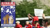 Marxist Organizers Pray To Barack Obama - Obamas Network Of Fake Religious Groups