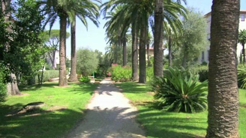 Location appartement Juan les Pins - Antibes - Emeraude du Cap - 4 personnes - 75m2 avec jardin
