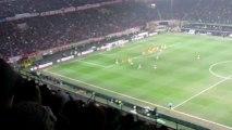 AC Milan Slovenija: Milan - Barca; gol Boateng... predicted by Miran Fabjan