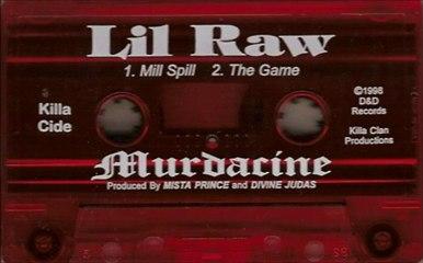 Lil Raw - Mill Spill