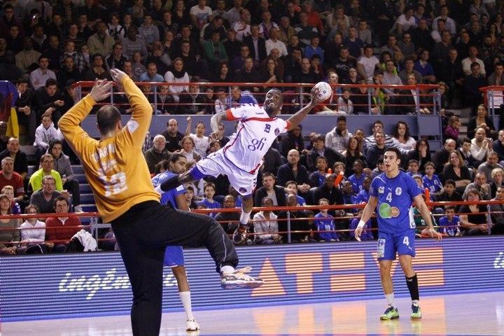 Double kung-fu PSG Handball lors de la 16e journée de D1