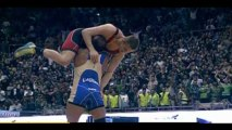 Iran beats US in Freestyle Wrestling World Cup