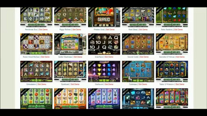 Net Entertainment Slots For Free