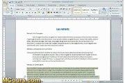 Tutoriel WORD 2007: Cours N°18 Comment créer un retrait dans Word