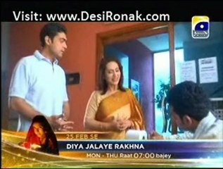 Saat Pardon Main Episode 22 - February 22, 2013 - Part 3