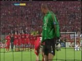 2005 (May 25) Liverpool (England) 3-AC Milan (Italy) 3 (Champions League)
