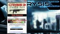 Crysis 3 Stalker Pack DLC Redeem COdes Leaked Xbox 360 / PS3
