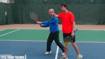 TENNIS VOLLEY |Don't Turn On Your Forehand Volley