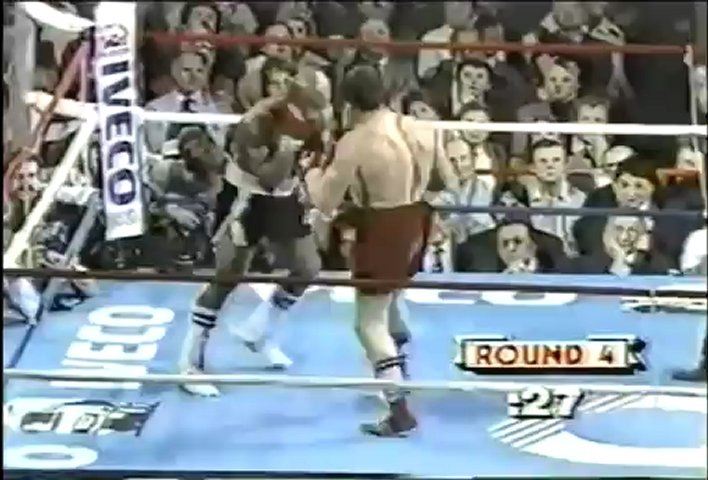 Marvin Hagler vs Tony Sibson1983-02-11