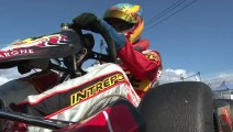 Reportage Equipe de Karting Réunion aux 24H du Mans sur Kart
