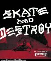 Outdoors Book Review: Thrasher Skate and Destroy: The First 25 Years of Thrasher Magazine (High Speed Productions) by High Speed Productions