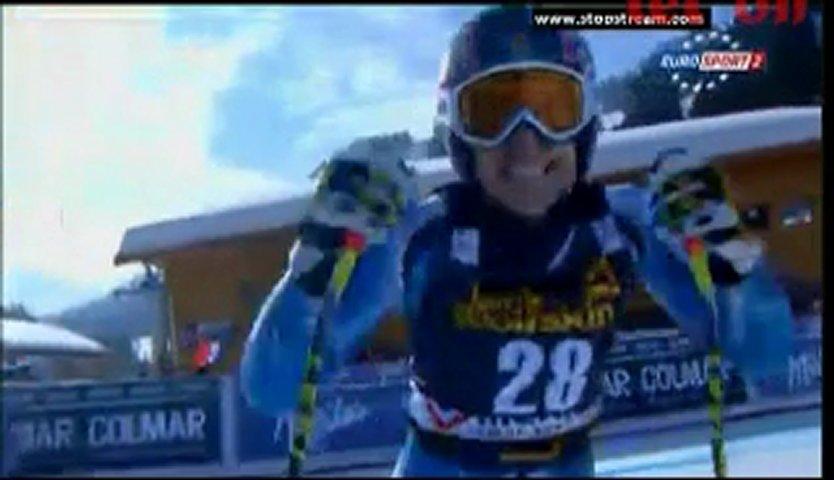 Alpine Skiing World Cup – Meribel – Women's Downhill