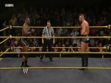 WWE NXT 2/20/13: Big E Langston vs Connor O'Brian Highlights!