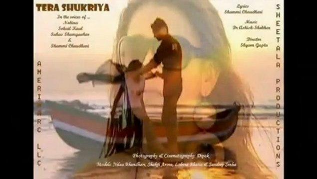 """Tera Shukriya"" - The Fragrance Of Love"