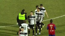 Angers SCO (SCO) - GFC Ajaccio (GFCA) Le résumé du match (26ème journée) - saison 2012/2013
