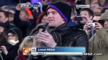 هدف ميسي - برشلونة 2-1 اشبيلية