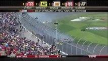 Varios heridos deja accidente en pista Daytona