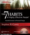 CD Book Review: The 7 Habits of Highly Effective People: Powerful Lessons in Personal Change by Stephen R. Covey