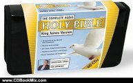 CD Book Review: The Complete Audio Holy Bible: King James Version by James Earl Jones
