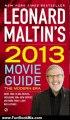 Fun Book Review: Leonard Maltin's 2013 Movie Guide: The Modern Era (Leonard Maltin's Movie Guide) by Leonard Maltin