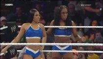 the funkadactyls vs Alicia Fox & Natalya