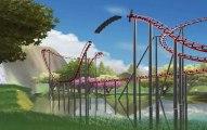 Theme Park Studio : Effets particules