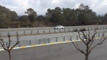 Circuit du Luc Mitsubishi Lancer Evo VIII 22 Février 2013 P-M