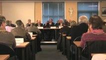 AG de Cté Communes d'Avranches - samedi 23 février 2013 - assainissement