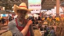 Salon de l'agriculture : atelier agro-écologie sur le stand du ministère