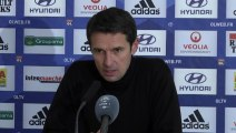 Les Lyonnais se félicitent du retour en forme de Lisandro Lopez