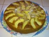 Gâteau au pomme et à la cannelle (recette rapide et facile)