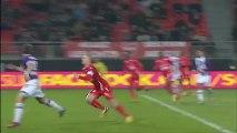 Valenciennes FC (VAFC) - Toulouse FC (TFC) Le résumé du match (26ème journée) - saison 2012/2013