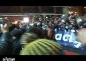 PSG - OM: l'arrivée des Parisiens au Parc des Princes