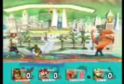 Super Smash Bros Brawl Game Review (Wii)