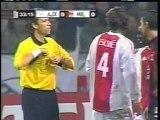 2003 (November 26) Ajax Amsterdam (Holland) 0-AC Milan (Italy) 1 (Champions League)