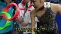 2010 Olympic Yu-Na Kim SP (EURO-FR) 한글자막