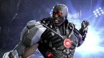 "Injustice: Gods Among Us | ""Aquaman vs. Cyborg"" Gameplay Trailer (2013) [EN] | HD"