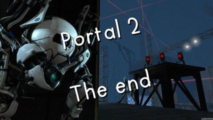 Portal 2 [08] The end !