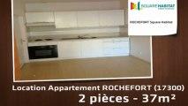 A louer - Appartement - ROCHEFORT (17300) - 2 pièces - 37m²
