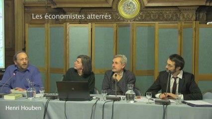 Conférence-débat sur l'état de l'Europe et nos initiatives 2013 - 5/6 - 2ème partie Henri Houben et Conclusion de Jean Marie Harribey